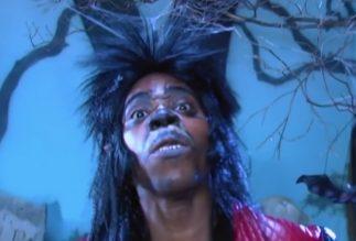 This year's Halloween is literally a Werewolf Bar Mitzvah
